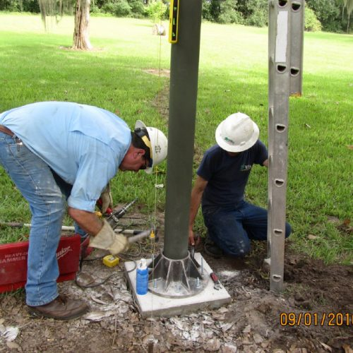 Lightning Protection Systems and System Testing from Treeworks of Vermont